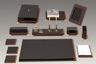 MASTER PREMIUM Leather Desk set