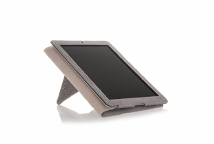 -LEATHER IPAD CASE