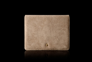 - LEATHER IPAD CASE