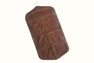 LEATHER SUIT CASE