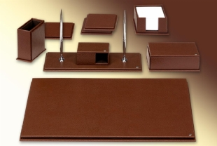 IMITATION LEATHER PU DESKSET SORTY