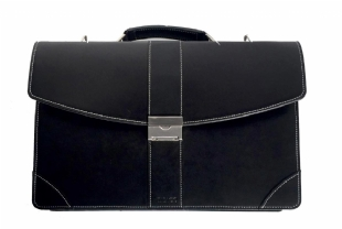LEATHER BRIEFCASE 6075