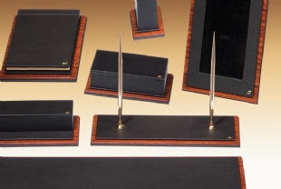 FENCY Luxury Leather Desk set