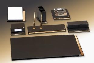NEAT Exclusive Gold Desk set
