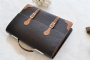 28116 LEATHER BRIEFCASE