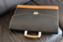 27516 LEATHER BRIEFCASE