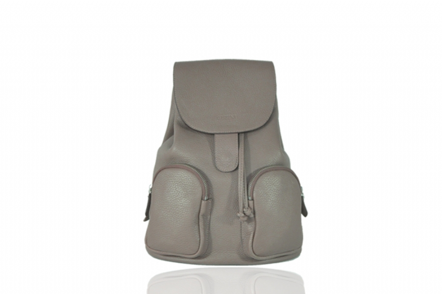 30226 - LEATHER BACKPACK