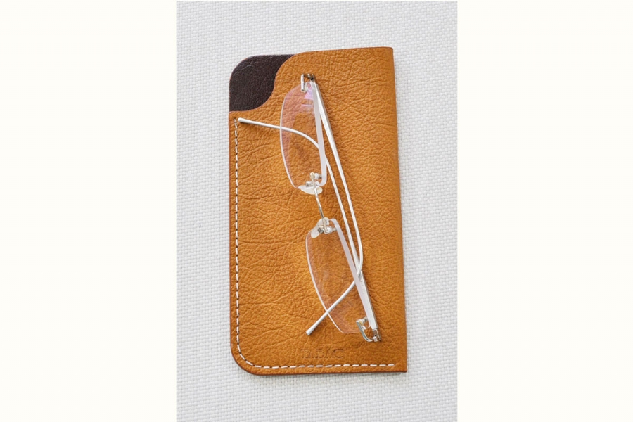 683246 - LEATHER GLASSES CASE